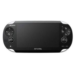 PlayStation(R)Vita 3G/Wi-Fiモデル クリスタル・ブラック 限定版
