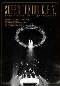 SUPER JUNIOR-K.R.Y. JAPAN TOUR 2015 -phonograph- [ SUPER JUNIOR-K.R.Y. ]