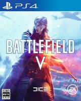 Battlefield V PS4版の画像