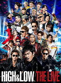 HiGH & LOW THE LIVE 豪華盤 DVD3枚組(スマプラ対応)