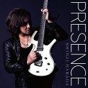 PRESENCE (初回限定盤 CD+DVD) [ 原田真二 ]