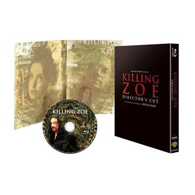 キリング・ゾーイ ディレクターズカット版 【初回限定生産】【Blu-ray】
