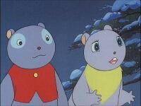 想い出のアニメライブラリー 第99集 山ねずみロッキーチャック【Blu-ray】