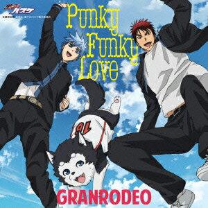 【楽天ブックスならいつでも送料無料】TVアニメ『黒子のバスケ』第3期OP主題歌::Punky Funky Lo...