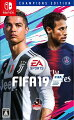 FIFA 19 CHAMPIONS EDITION Nintendo Switch版の画像