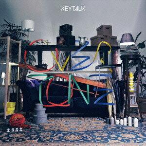 【楽天ブックスならいつでも送料無料】OVERTONE(初回限定盤A 2CD+DVD) [ KEYTALK ]