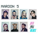 【輸入盤】Red Pill Blues [International Deluxe] (2CD) [ Maroon 5 ]