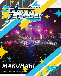 THE IDOLM@STER SideM 3rdLIVE TOUR 〜GLORIOUS ST@GE〜 LIVE Blu-ray Side MAKUHARI