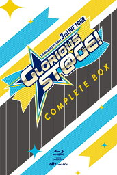THE IDOLM@STER SideM 3rdLIVE TOUR 〜GLORIOUS ST@GE〜 LIVE Blu-ray Side MAKUHARI Complete Box