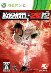 【送料無料】MAJOR LEAGUE BASEBALL 2K12 Xbox360版