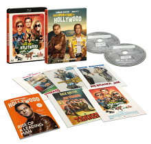 ワンス・アポン・ア・タイム・イン・ハリウッド ブルーレイ&DVDセット(初回生産限定)【Blu-ray】