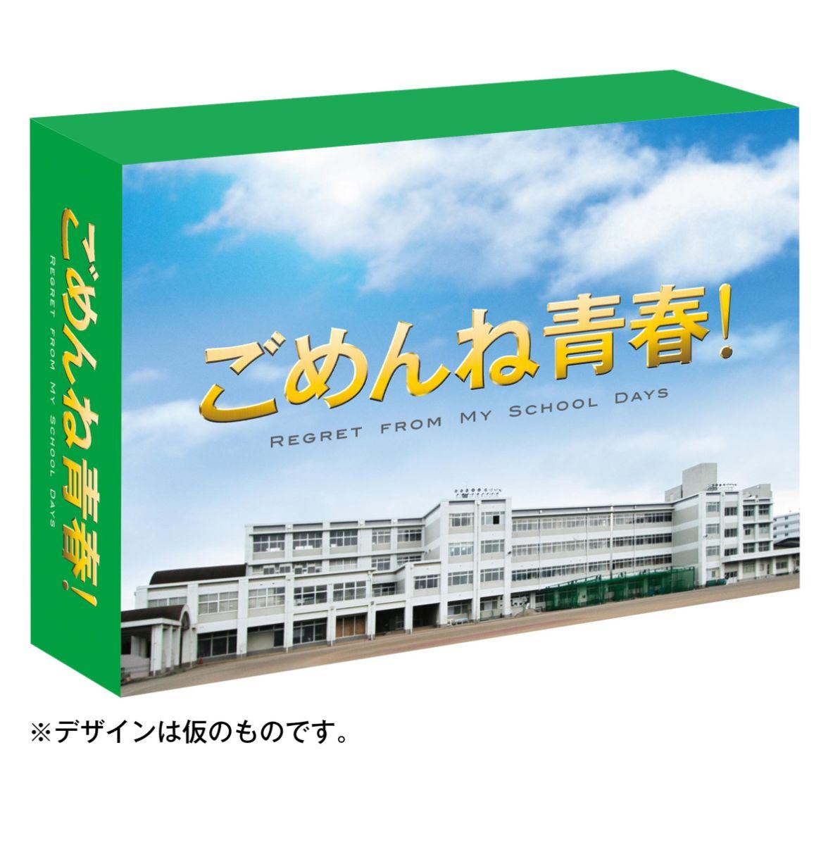 ごめんね青春!DVD-BOX画像