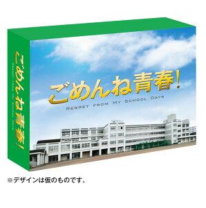 【楽天ブックスならいつでも送料無料】ごめんね青春!DVD-BOX [ 錦戸亮 ]