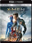 X-MEN:フューチャー&パスト<4K ULTRA HD+3D+2Dブルーレイ/3枚組>【4K ULTRA HD】