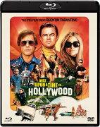 ワンス・アポン・ア・タイム・イン・ハリウッド ブルーレイ&DVDセット(通常版)【Blu-ray】