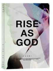 【楽天ブックスならいつでも送料無料】UーKNOW ver.【輸入盤】SPECIAL ALBUM: RISE AS GOD (Bla...