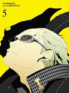 ペルソナ4 VOLUME 5【完全生産限定】【Blu-ray】画像