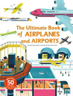 Ultimate Book of Airplanes and Airports画像