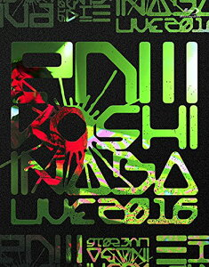 Koshi Inaba LIVE 2016 〜enIII〜【Blu-ray】 [ 稲葉浩志 ]