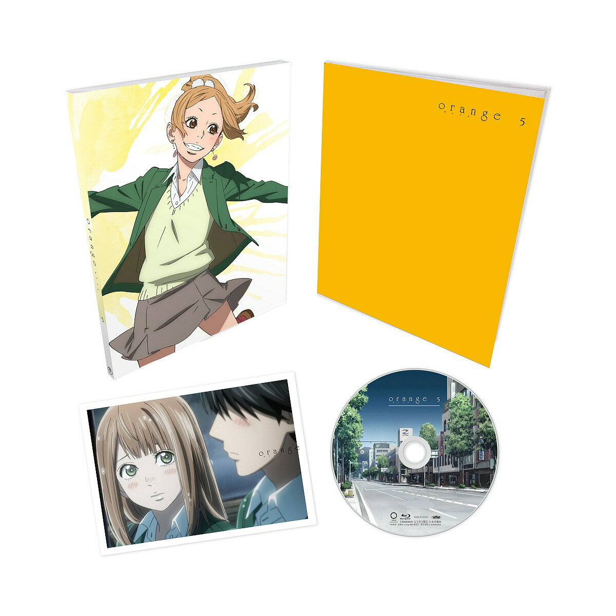 orange Vol.5【Blu-ray】画像