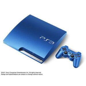 PlayStation3スプラッシュ・ブルー(HDD:320GB)