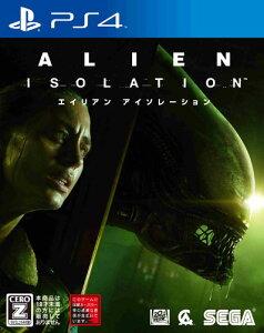 【楽天ブックスならいつでも送料無料】ALIEN: ISOLATION - エイリアン アイソレーション - PS4版
