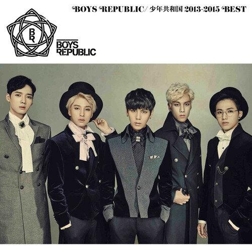 Boys Republic/少年共和国 2013-2015 BEST画像
