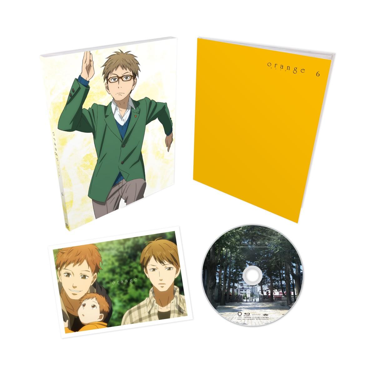 orange Vol.6【Blu-ray】画像