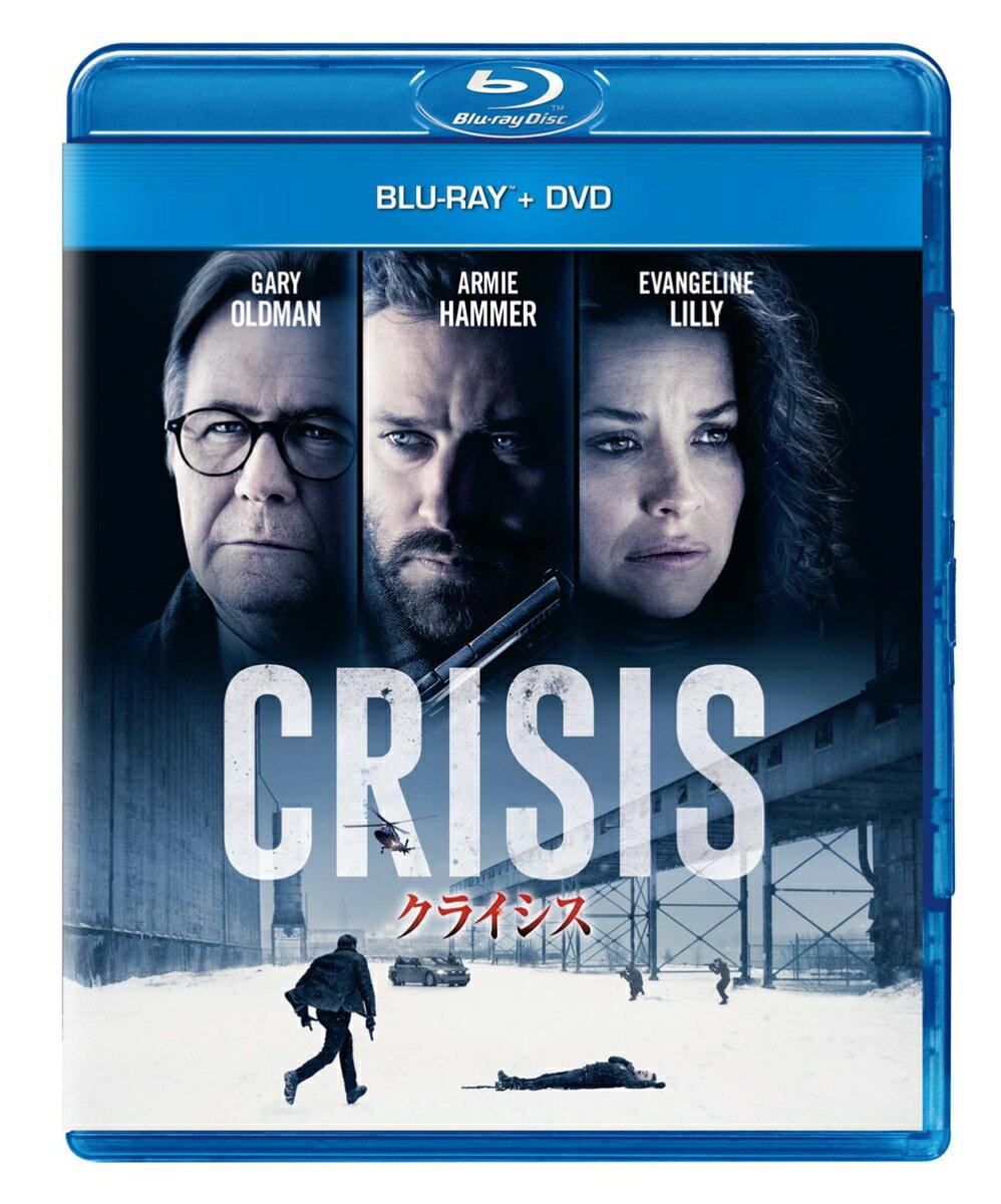 クライシス ブルーレイ+DVD【Blu-ray】