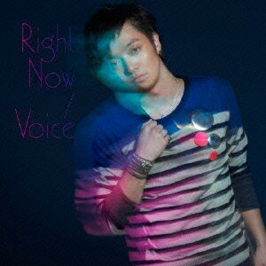 Right Now/Voice (LIVE盤 CD+DVD) [ 三浦大知 ]