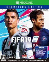 FIFA 19 Champions Edition XboxOne版の画像