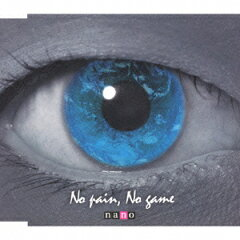 【送料無料】TVアニメーション「BTOOOM!」オープニングテーマ::No pain,No game ナノver. [ ナノ ]