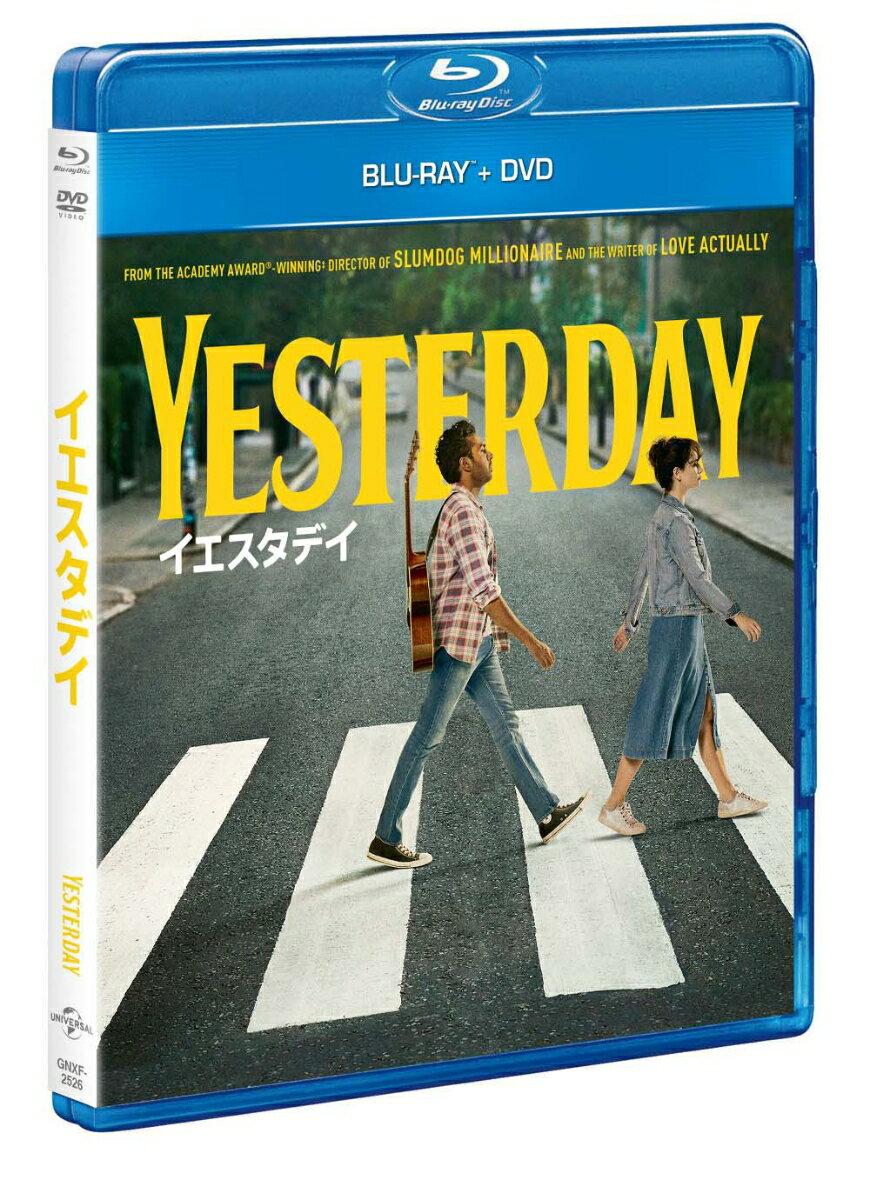 イエスタデイ ブルーレイ+DVD【Blu-ray】