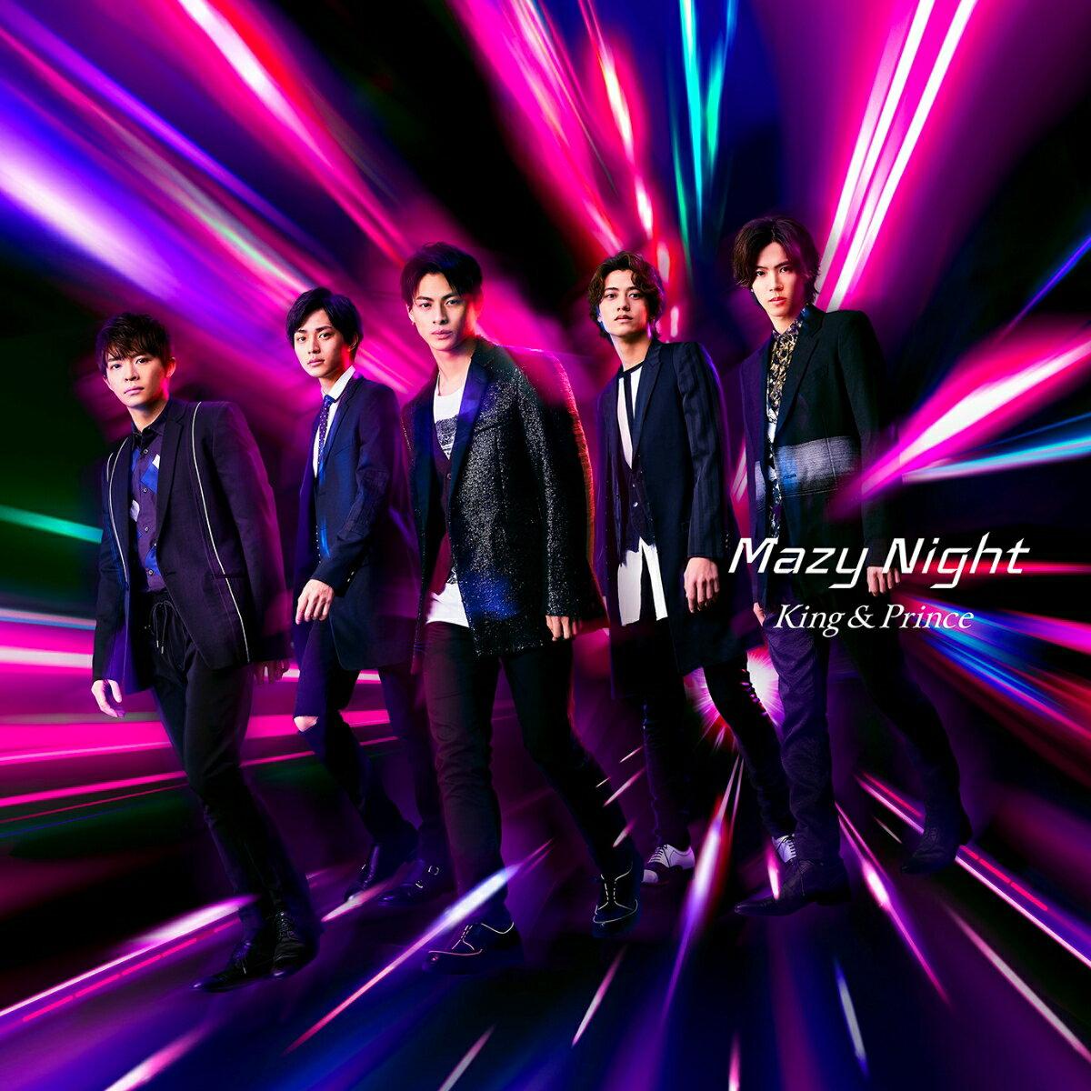 邦楽, ロック・ポップス Mazy Night (A CDDVD) King Prince
