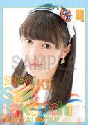 (卓上) 竹内彩姫 2016 SKE48 カレンダー