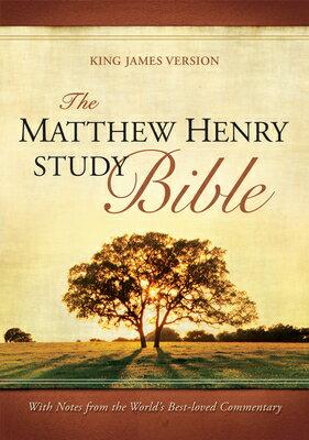 洋書, その他 Matthew Henry Study Bible Black Bonded MATTHEW HENRY STUDY BIBLE BLAC Matthew Henry