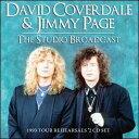 【輸入盤】Studio Broadcast [ Jimmy Page / David Coverdale ]