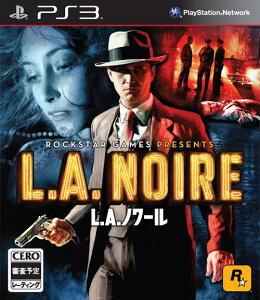 【送料無料】L.A.ノワール PS3版