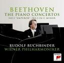 ベートーヴェン:ピアノ協奏曲第5番「皇帝」&第3番 [ ルドルフ・ブッフビンダー ]