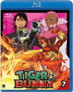 TIGER&BUNNY(タイガー&バニー) 7【Blu-ray】画像