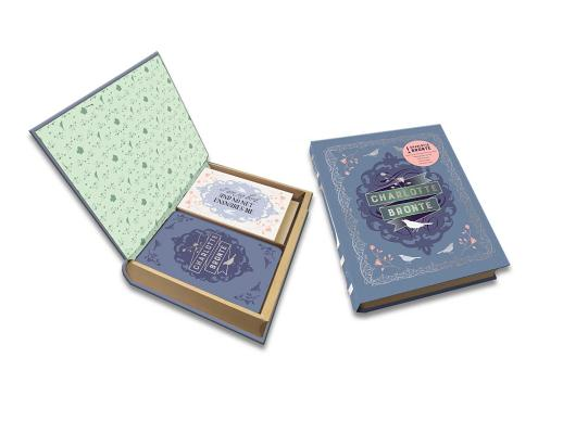 Charlotte Bronte Deluxe Note Card Set (with Keepsake Book Box)画像