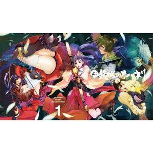 甲鉄城のカバネリ 1【Blu-ray】