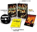 プレデター2 <日本語吹替完全版>コレクターズ・ブルーレイBOX(初回生産限定)【Blu-ray】 [ ダニー・グローバー ]