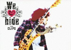 【楽天ブックスなら送料無料】We Love hide -The CLIPS- [ hide ]