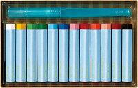 水彩パス12色・みず筆付き