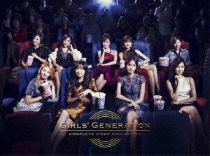 【送料無料】GIRLS' GENERATION COMPLETE VIDEO COLLECTION 【完全限定盤】 [ 少女時代 ]