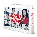 グッドワイフ DVD-BOX [ 常盤貴子 ]