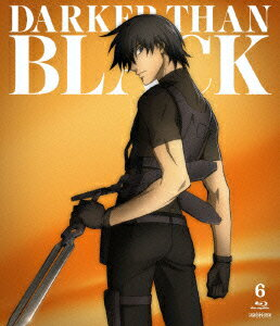 DARKER THAN BLACK -流星の双子ー 6【Blu-ray】画像