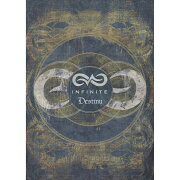 INFINITE DESTINY IN AMERICA PRODUCTION DVD