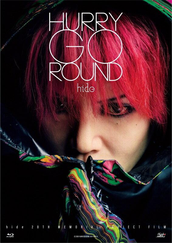 HURRY GO ROUND(初回限定盤)【Blu-ray】